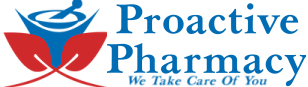 Proactive Pharmacy Logo